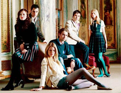 Les personnages principaux de Gossip Girl